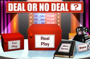 Deal or No Deal - Real Money